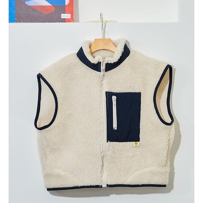LILAS - Korean Children Fashion - #Kfashion4kids - Lucky Dumble Vest - 3