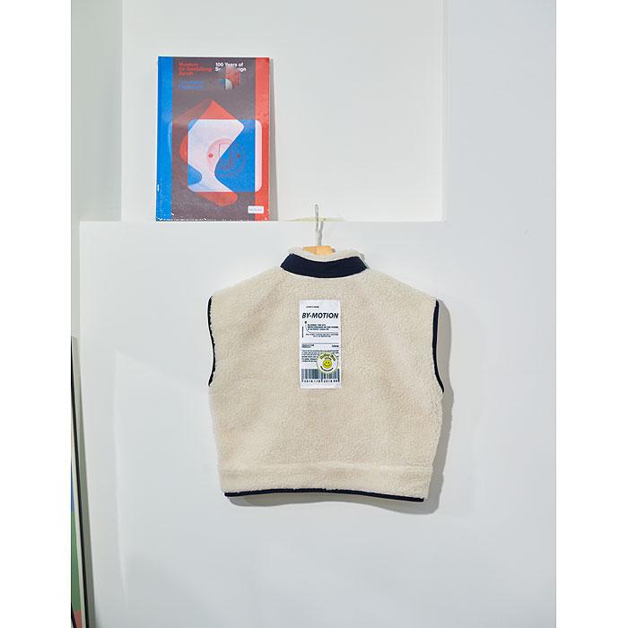 LILAS - Korean Children Fashion - #Kfashion4kids - Lucky Dumble Vest - 4