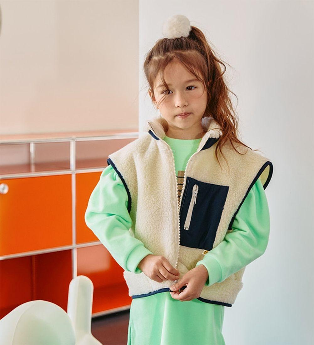 LILAS - BRAND - Korean Children Fashion - #Kfashion4kids - Lucky Dumble Vest