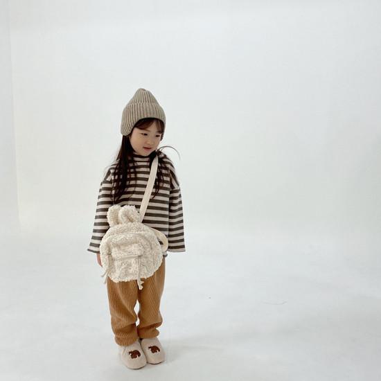MELONSWITCH - Korean Children Fashion - #Kfashion4kids - Button Turtleneck Sweatshirt - 4