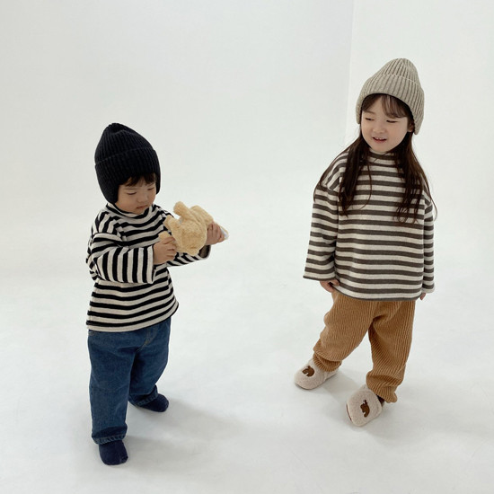MELONSWITCH - Korean Children Fashion - #Kfashion4kids - Soft Knit Hat - 10