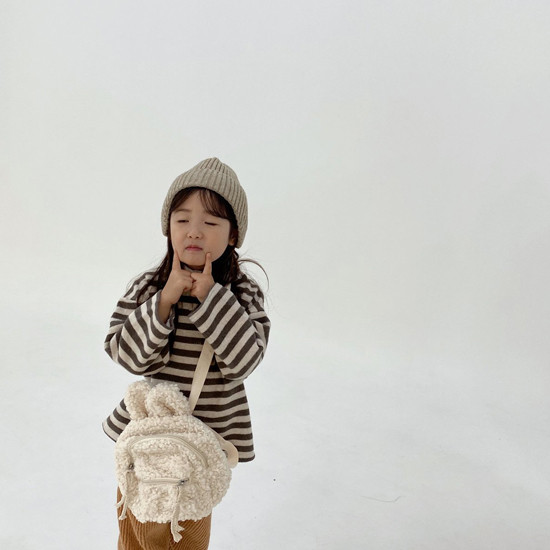 MELONSWITCH - Korean Children Fashion - #Kfashion4kids - Soft Knit Hat - 5
