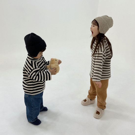 MELONSWITCH - Korean Children Fashion - #Kfashion4kids - Soft Knit Hat - 8