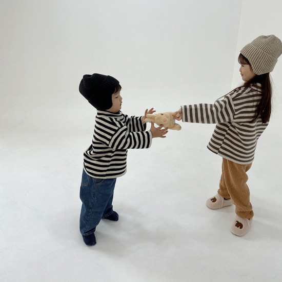 MELONSWITCH - Korean Children Fashion - #Kfashion4kids - Soft Knit Hat - 9