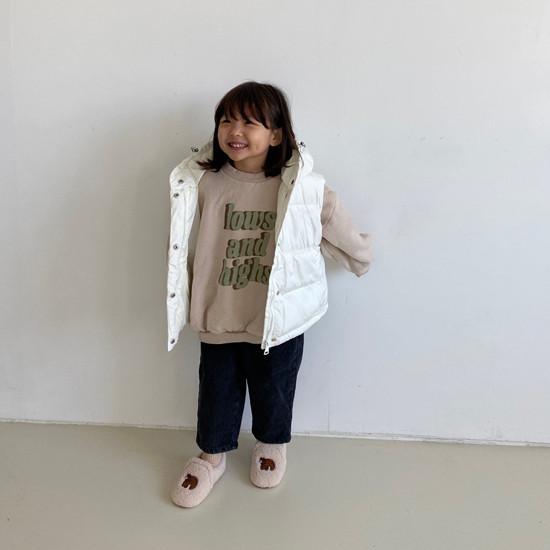 MELONSWITCH - Korean Children Fashion - #Kfashion4kids - High Long Sweatshirt - 10