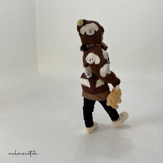 MELONSWITCH - Korean Children Fashion - #Kfashion4kids - Puppy Hat - 10