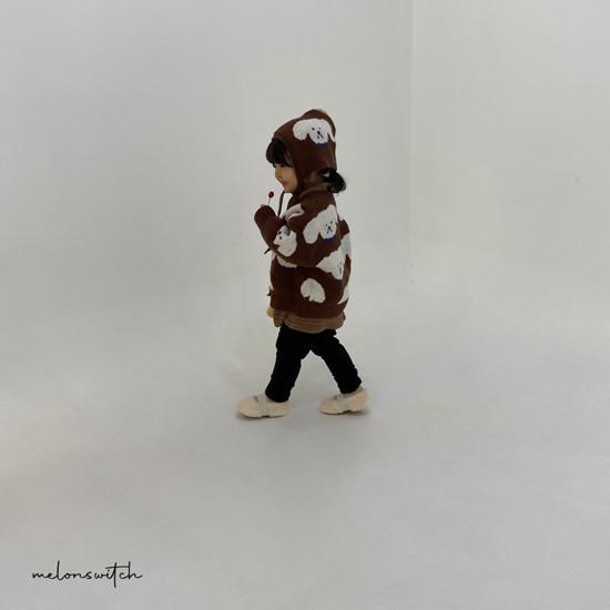 MELONSWITCH - Korean Children Fashion - #Kfashion4kids - Puppy Hat - 12
