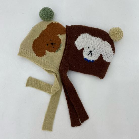 MELONSWITCH - Korean Children Fashion - #Kfashion4kids - Puppy Hat - 5