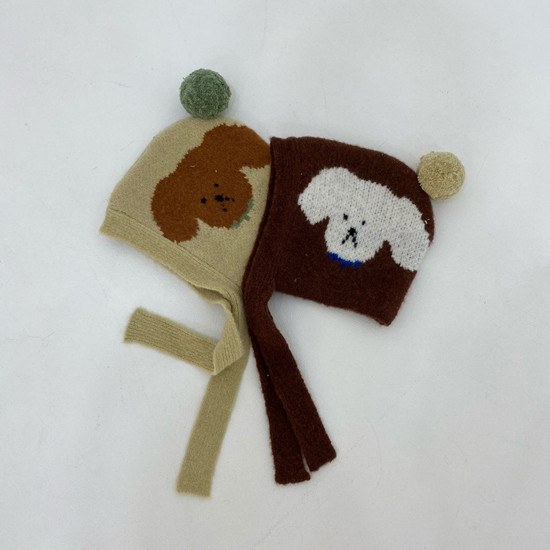 MELONSWITCH - Korean Children Fashion - #Kfashion4kids - Puppy Hat - 6