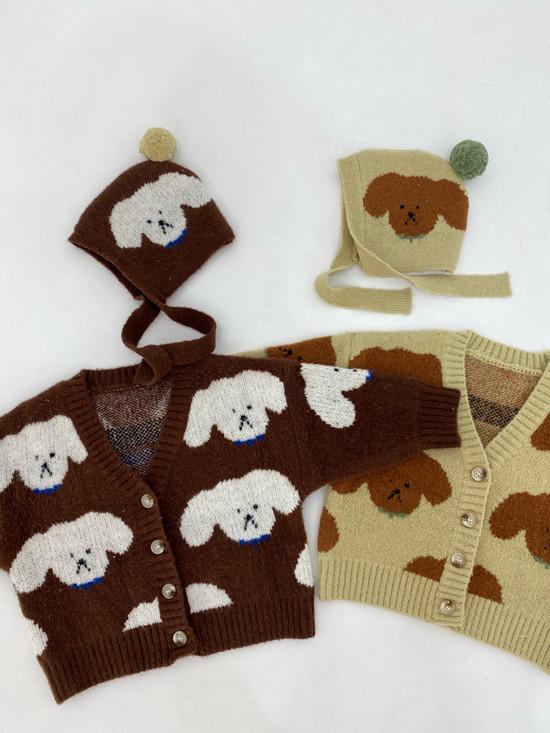 MELONSWITCH - Korean Children Fashion - #Kfashion4kids - Puppy Hat - 7