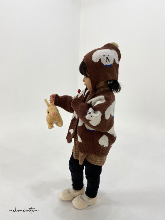 MELONSWITCH - Korean Children Fashion - #Kfashion4kids - Puppy Hat - 9