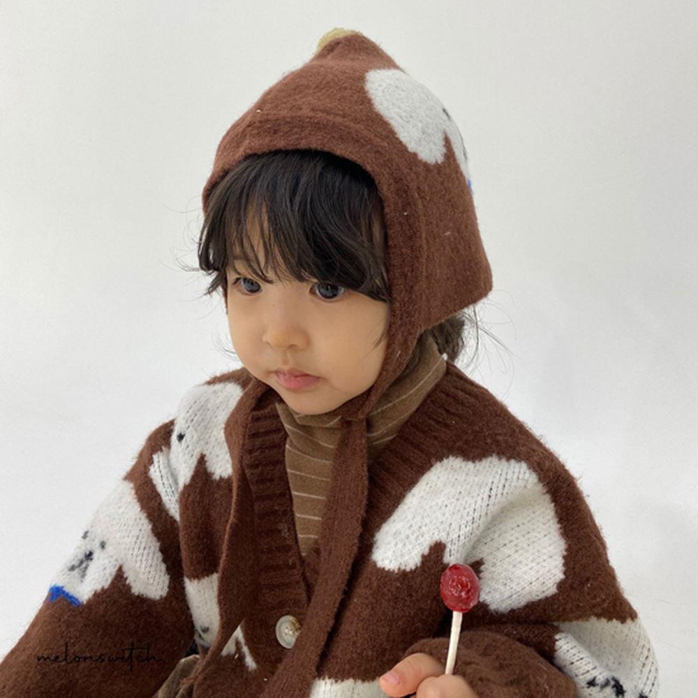 MELONSWITCH - BRAND - Korean Children Fashion - #Kfashion4kids - Puppy Hat