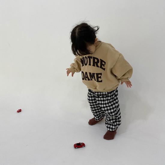 MELONSWITCH - Korean Children Fashion - #Kfashion4kids - Notre Dame Sweatshirt - 3