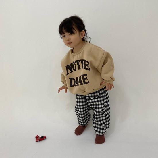 MELONSWITCH - Korean Children Fashion - #Kfashion4kids - Notre Dame Sweatshirt - 7