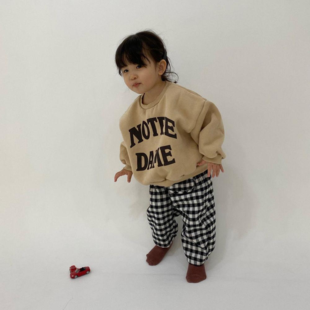 MELONSWITCH - BRAND - Korean Children Fashion - #Kfashion4kids - Notre Dame Sweatshirt