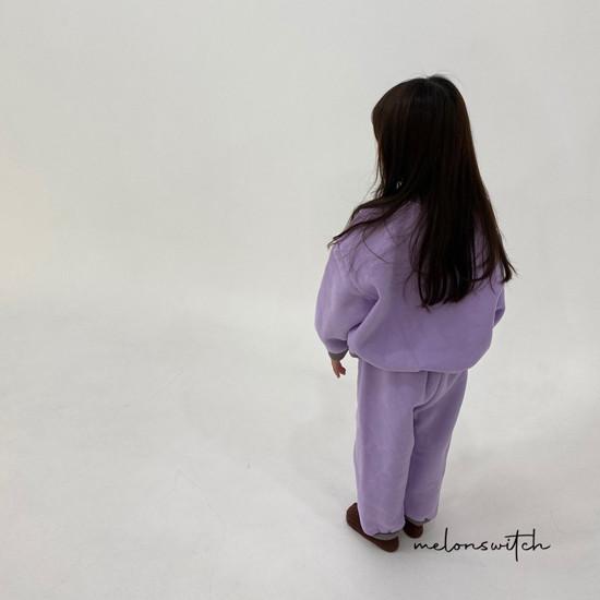 MELONSWITCH - Korean Children Fashion - #Kfashion4kids - Bear Top Bottom Set - 10