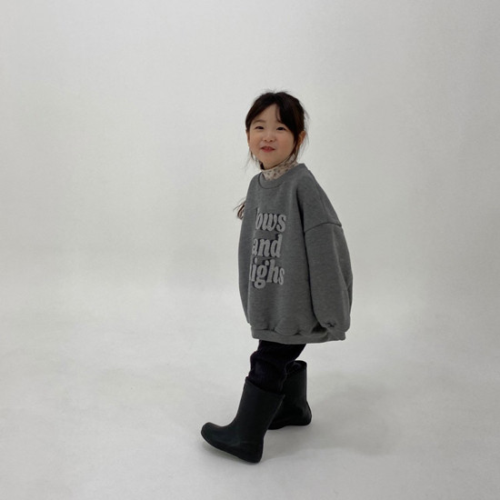 MELONSWITCH - Korean Children Fashion - #Kfashion4kids - Fleeced Stretchy Pants - 11