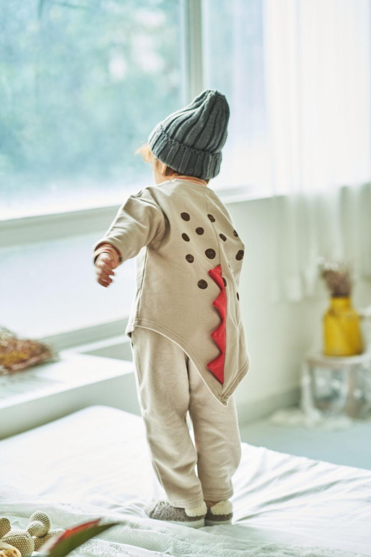 MIMICO - Korean Children Fashion - #Kfashion4kids - Dino Top Bottom Set - 5