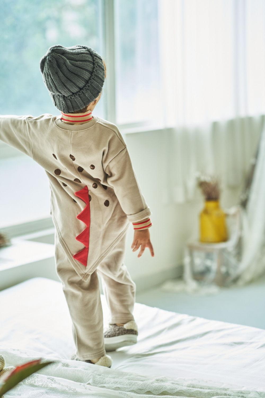 MIMICO - Korean Children Fashion - #Kfashion4kids - Dino Top Bottom Set - 7