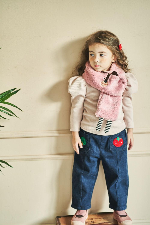 MIMICO - Korean Children Fashion - #Kfashion4kids - Animal Muffler - 10
