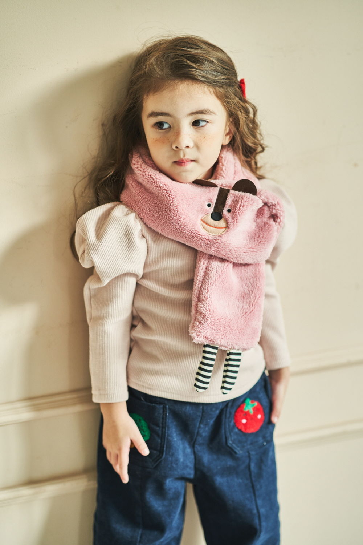 MIMICO - Korean Children Fashion - #Kfashion4kids - Animal Muffler - 11