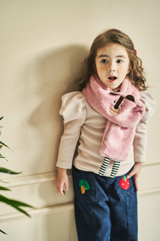 MIMICO - Korean Children Fashion - #Kfashion4kids - Animal Muffler - 12