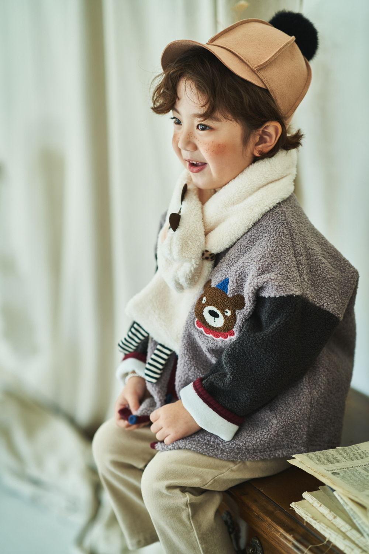 MIMICO - Korean Children Fashion - #Kfashion4kids - Animal Muffler - 4