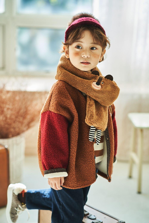 MIMICO - Korean Children Fashion - #Kfashion4kids - Animal Muffler - 6