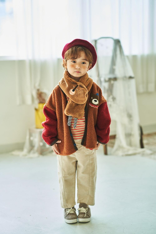MIMICO - Korean Children Fashion - #Kfashion4kids - Animal Muffler - 9