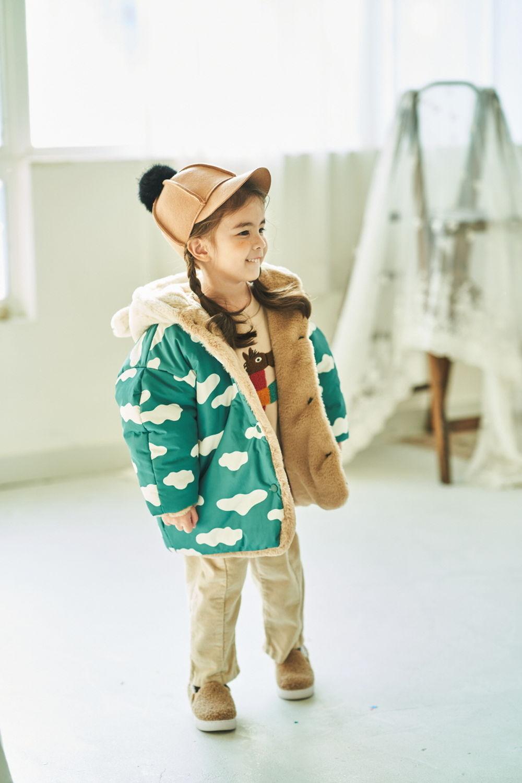 MIMICO - Korean Children Fashion - #Kfashion4kids - Bear Reversible Jumper - 10