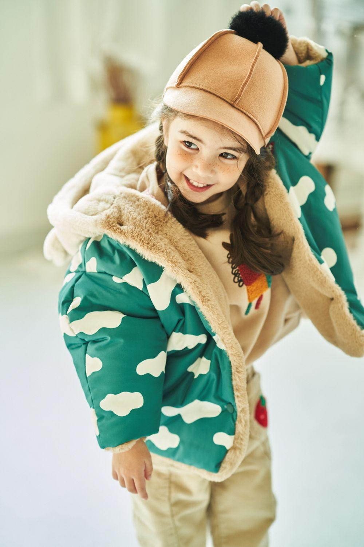 MIMICO - Korean Children Fashion - #Kfashion4kids - Bear Reversible Jumper - 12