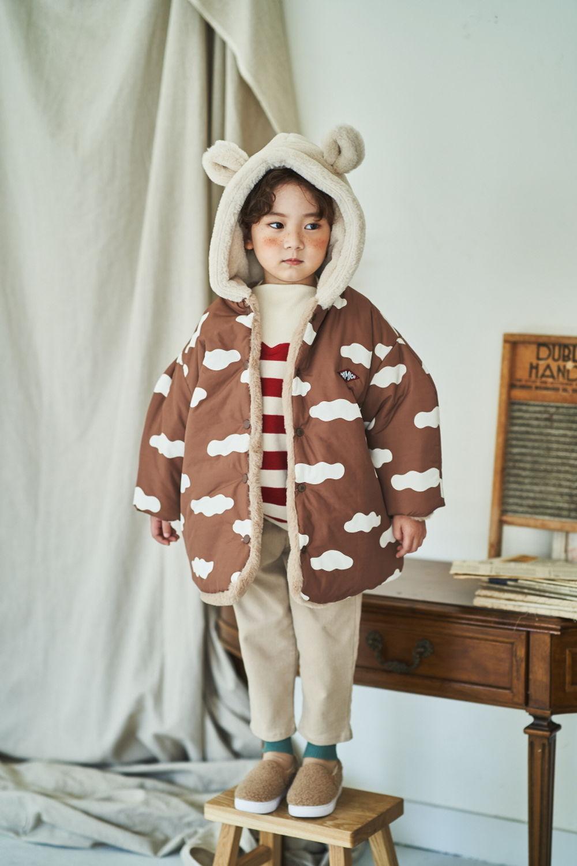 MIMICO - Korean Children Fashion - #Kfashion4kids - Bear Reversible Jumper - 2