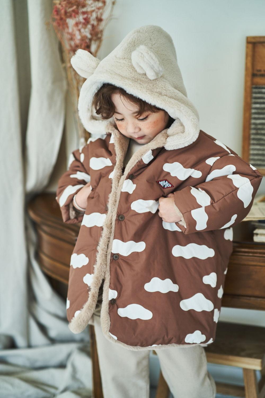 MIMICO - Korean Children Fashion - #Kfashion4kids - Bear Reversible Jumper - 4