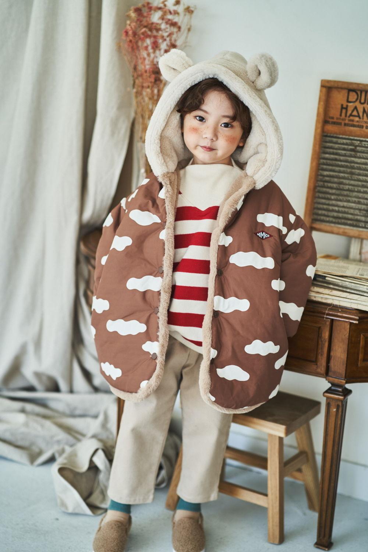 MIMICO - Korean Children Fashion - #Kfashion4kids - Bear Reversible Jumper - 5