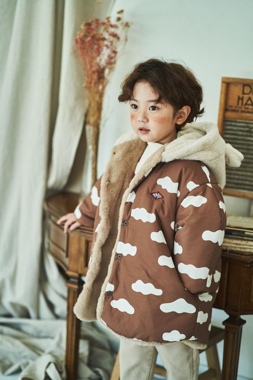 MIMICO - Korean Children Fashion - #Kfashion4kids - Bear Reversible Jumper - 6