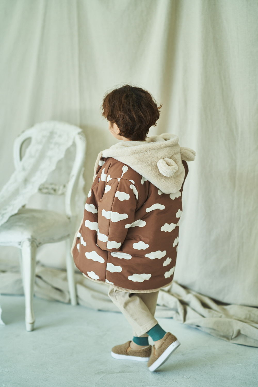 MIMICO - Korean Children Fashion - #Kfashion4kids - Bear Reversible Jumper - 7