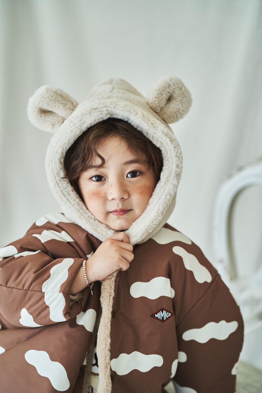 MIMICO - Korean Children Fashion - #Kfashion4kids - Bear Reversible Jumper - 8