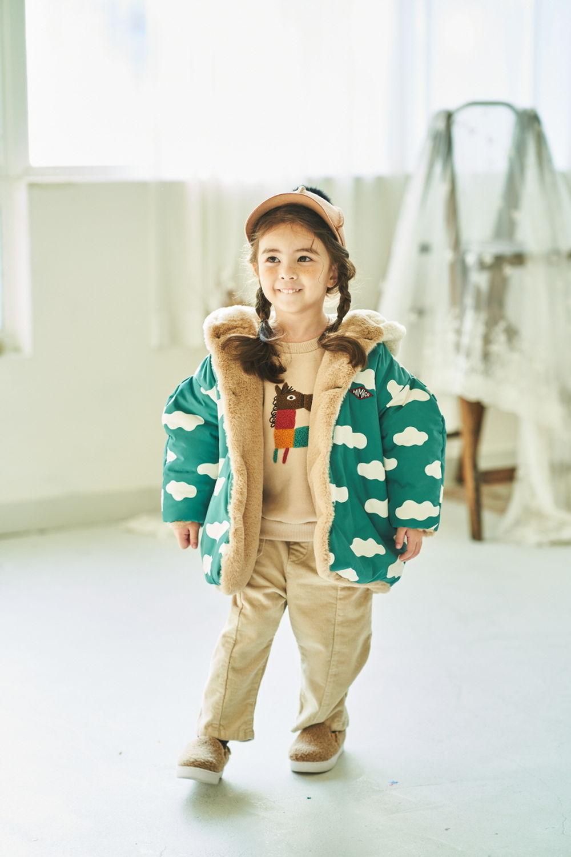 MIMICO - Korean Children Fashion - #Kfashion4kids - Bear Reversible Jumper - 9