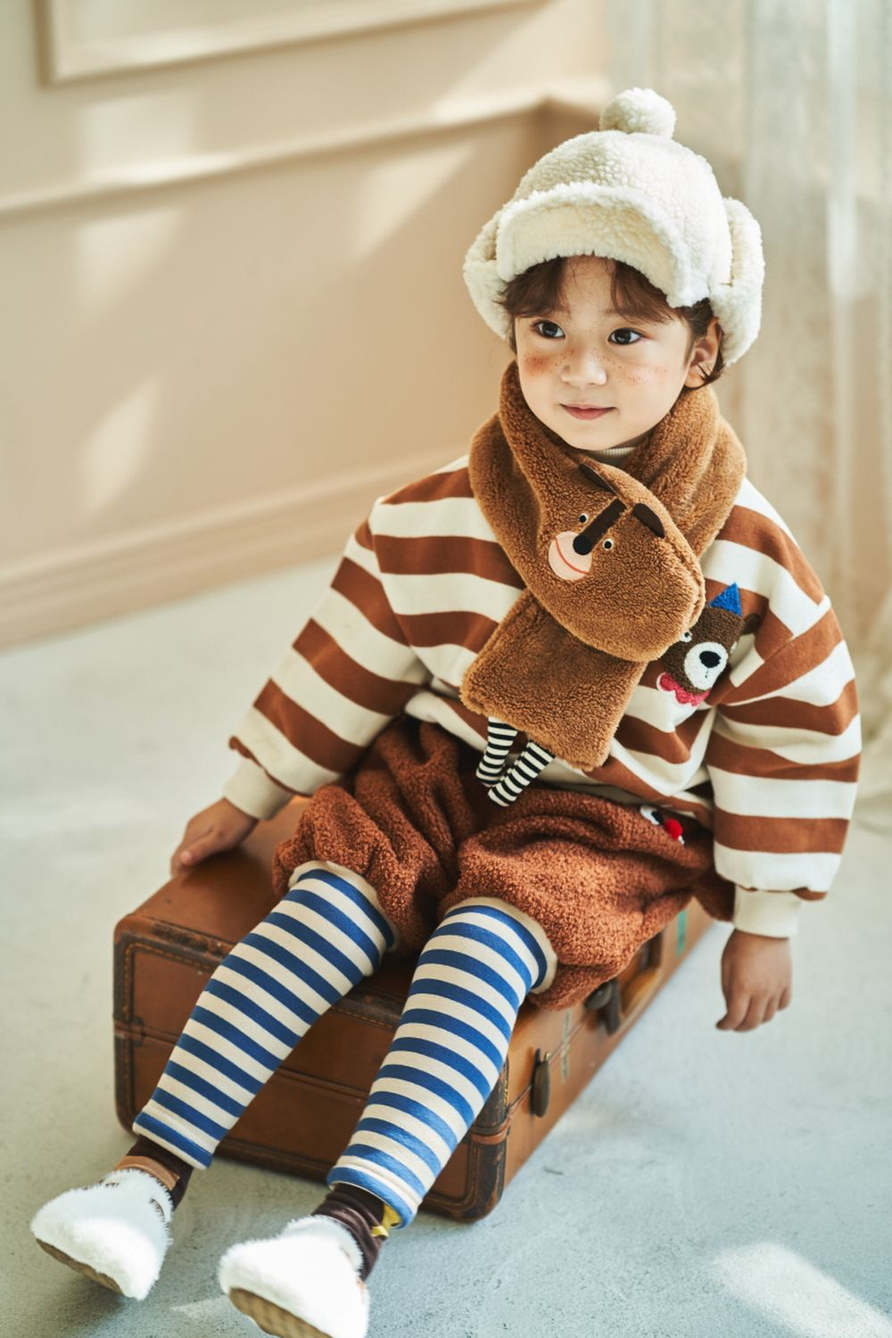 MIMICO - Korean Children Fashion - #Kfashion4kids - Lingo Pants - 4