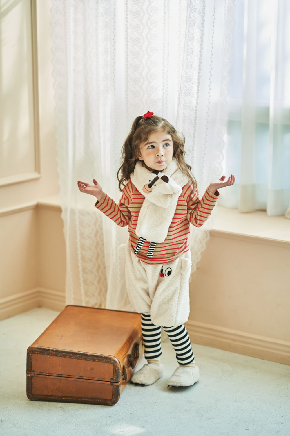 MIMICO - Korean Children Fashion - #Kfashion4kids - Lingo Pants - 6