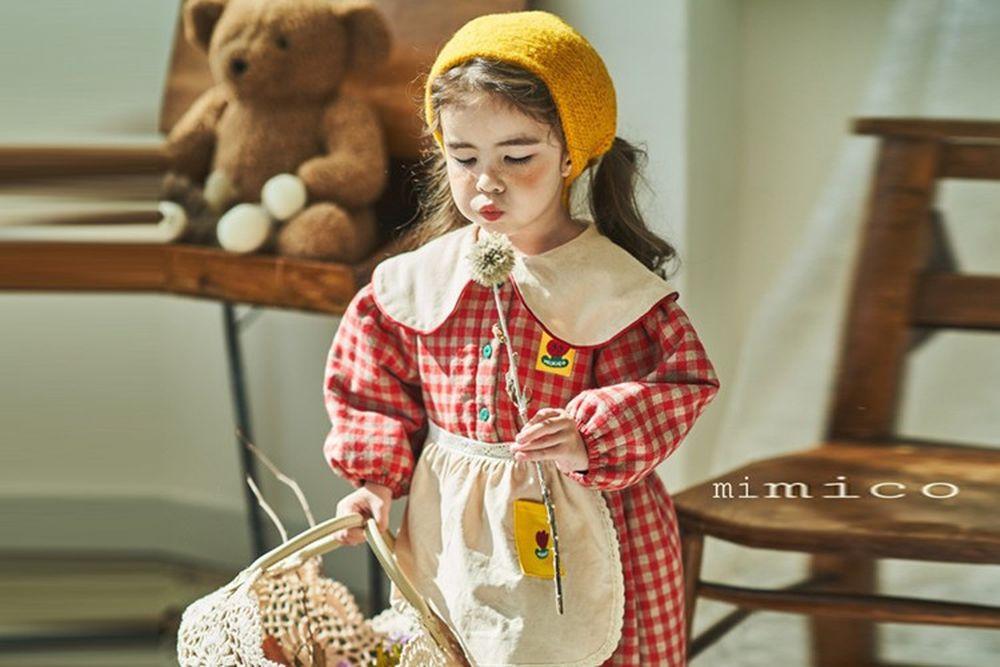 MIMICO - BRAND - Korean Children Fashion - #Kfashion4kids - Hannah One-piece