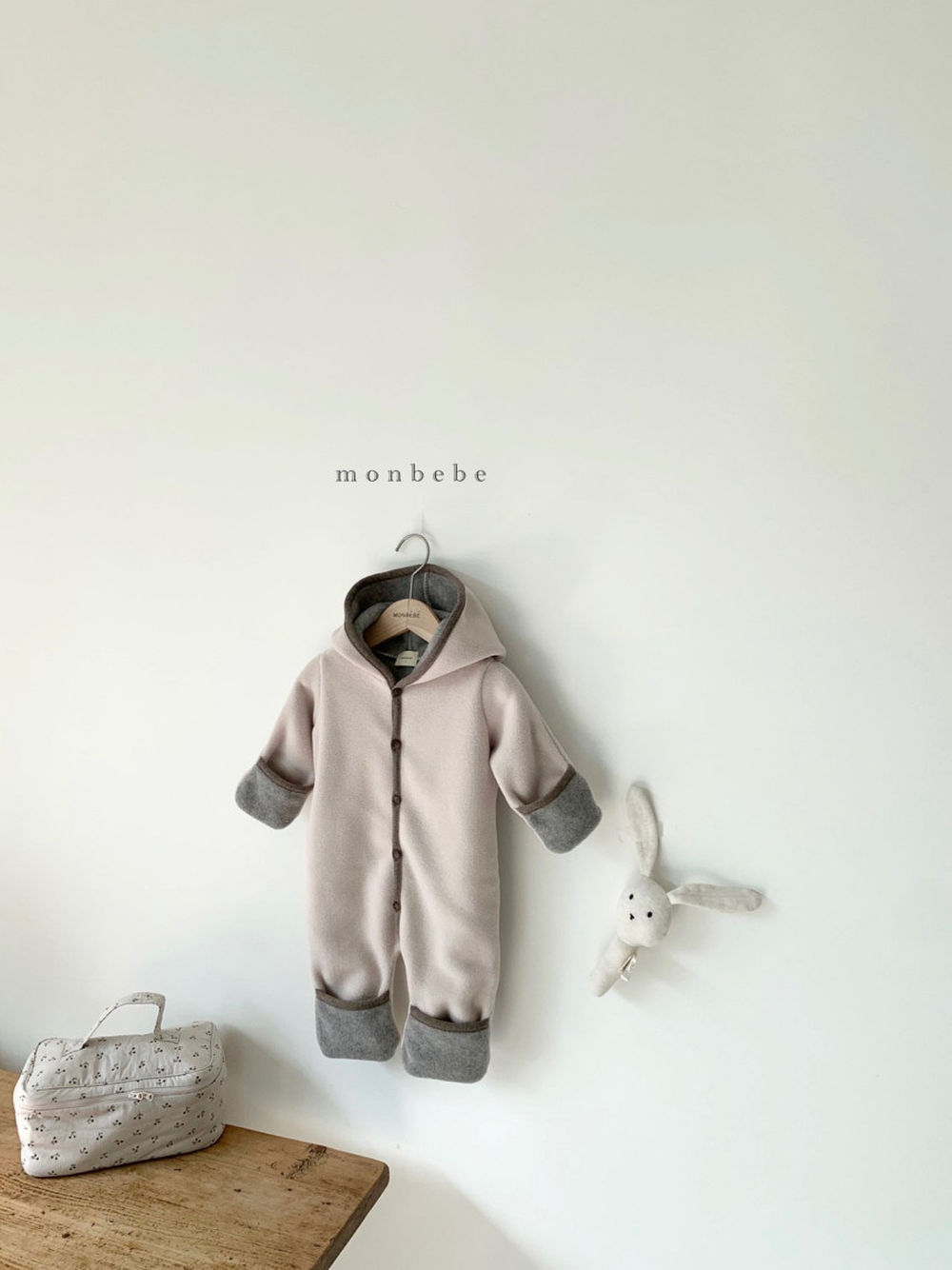 MONBEBE - Korean Children Fashion - #Kfashion4kids - Handmade Bodysuit