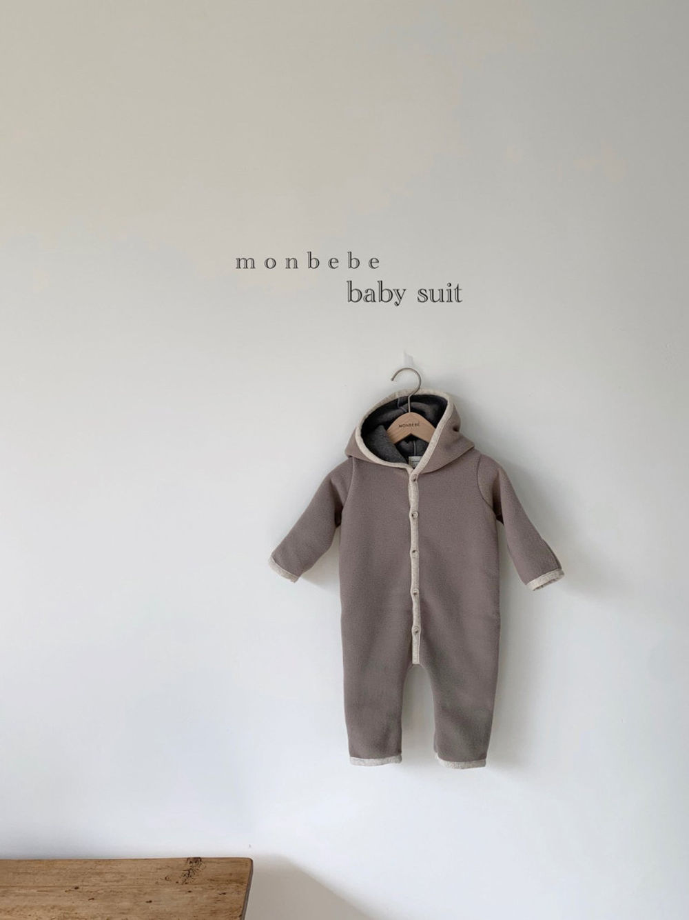 MONBEBE - Korean Children Fashion - #Kfashion4kids - Handmade Bodysuit - 3