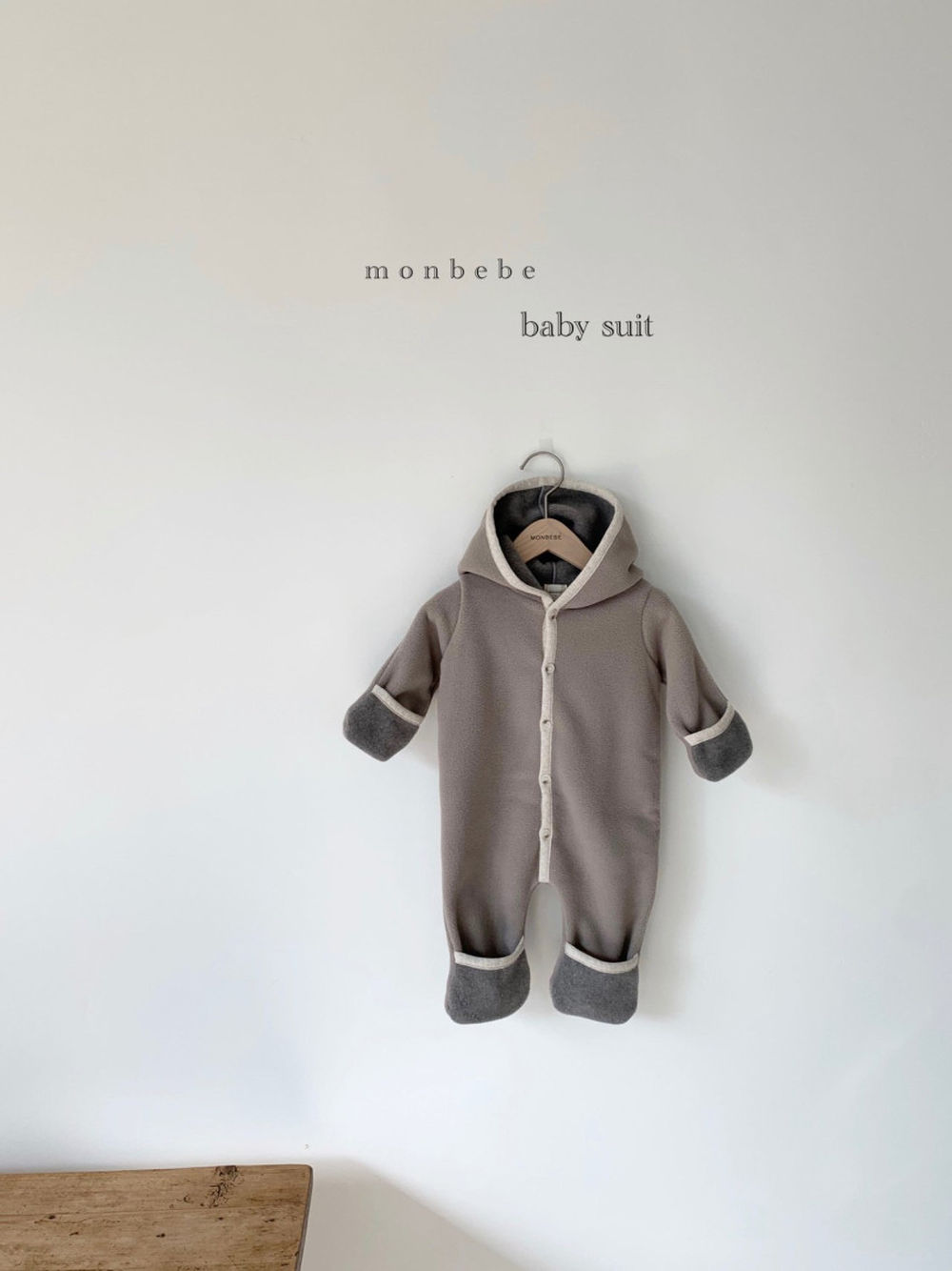 MONBEBE - Korean Children Fashion - #Kfashion4kids - Handmade Bodysuit - 7