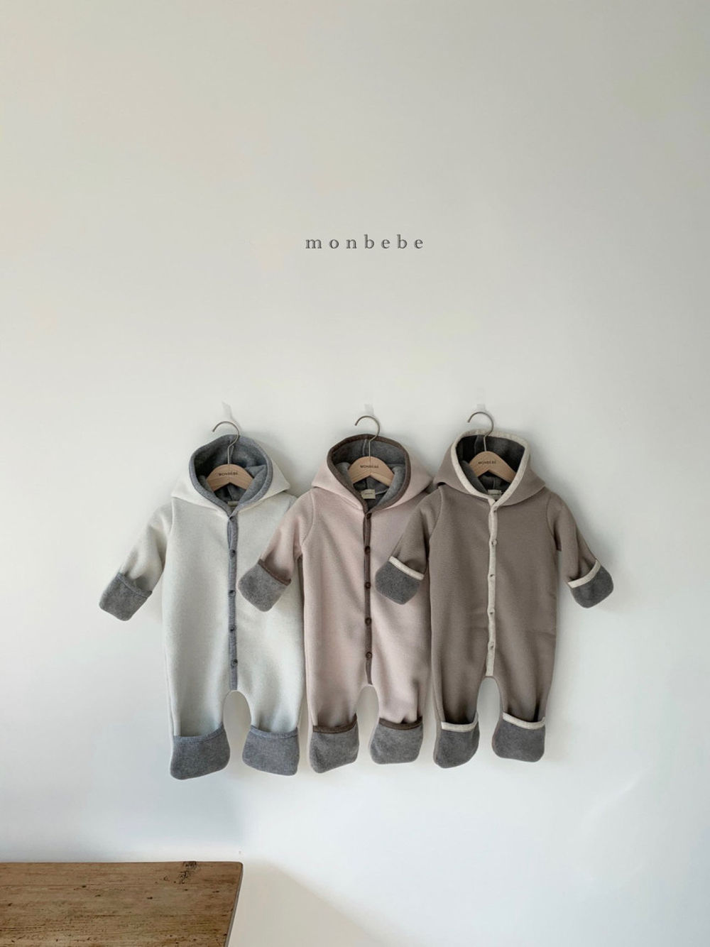 MONBEBE - Korean Children Fashion - #Kfashion4kids - Handmade Bodysuit - 8
