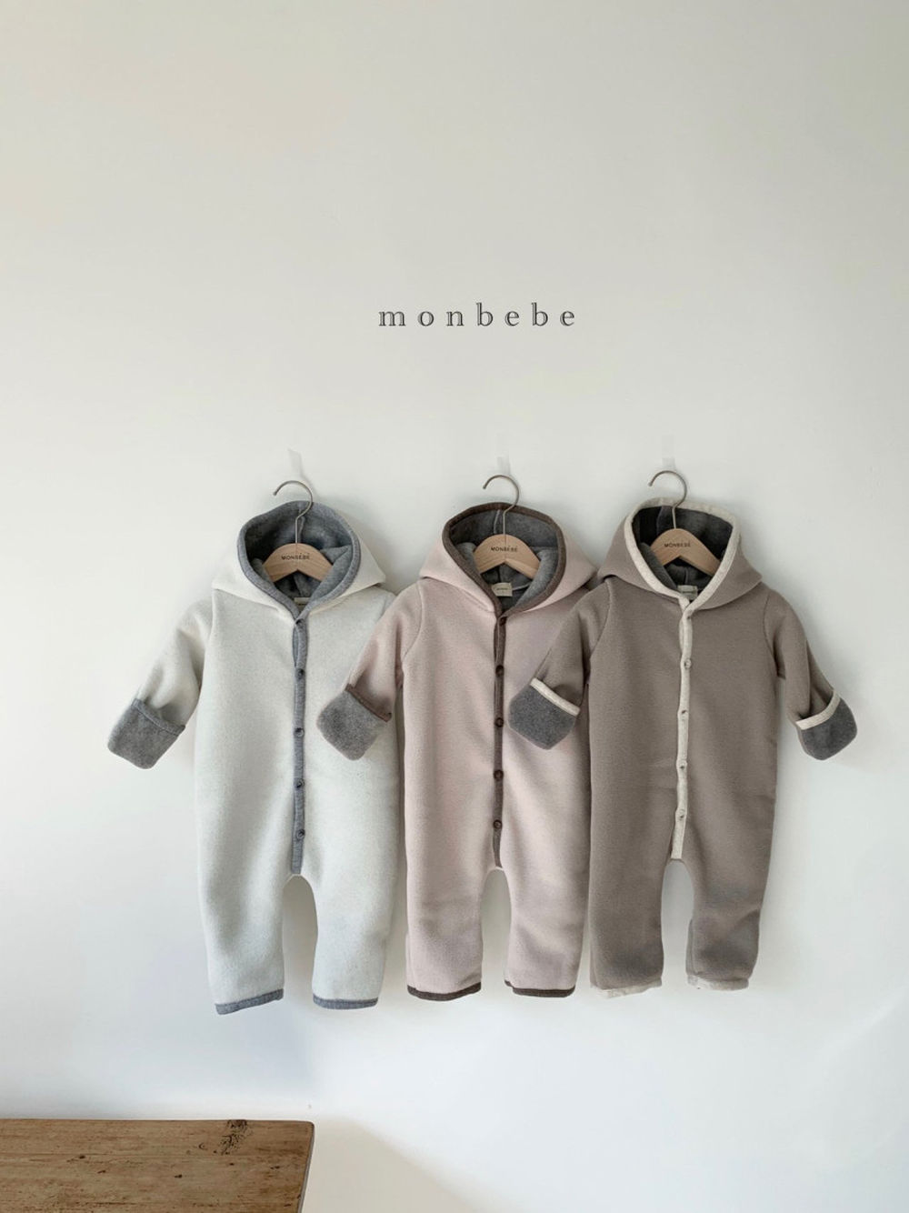 MONBEBE - Korean Children Fashion - #Kfashion4kids - Handmade Bodysuit - 9