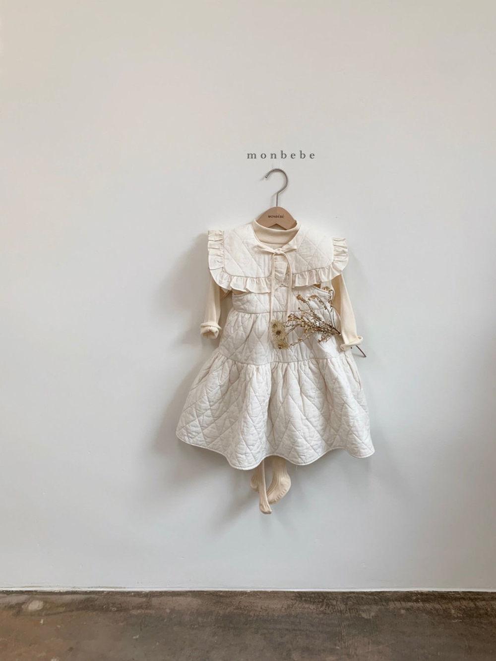 MONBEBE - Korean Children Fashion - #Kfashion4kids - Coco Cape Collar with Mom - 11