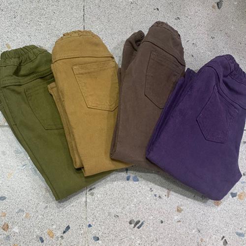 MOOI STORE - BRAND - Korean Children Fashion - #Kfashion4kids - Fleece Perfect Pants