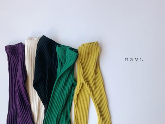 NAVI - Korean Children Fashion - #Kfashion4kids - Luna Leggings