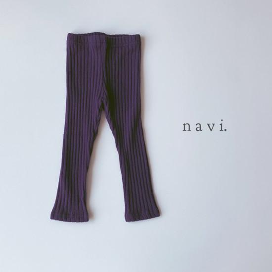 NAVI - Korean Children Fashion - #Kfashion4kids - Luna Leggings - 5